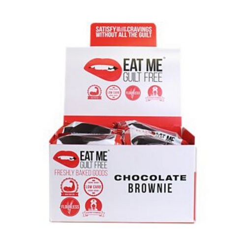 Eat Me Guilt Free Brownie - Box of 12