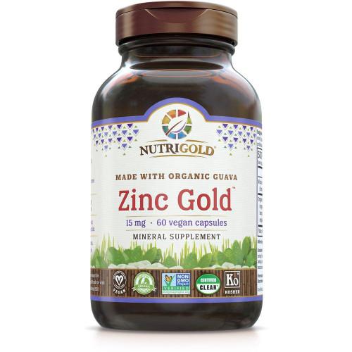 Nutrigold Zinc Gold 60 cap