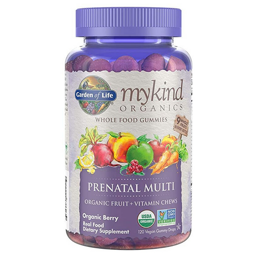 Garden of Life My Kind Prenatal Multi Gummy