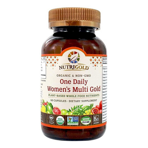 Nutrigold One Daily Women's Multi 60