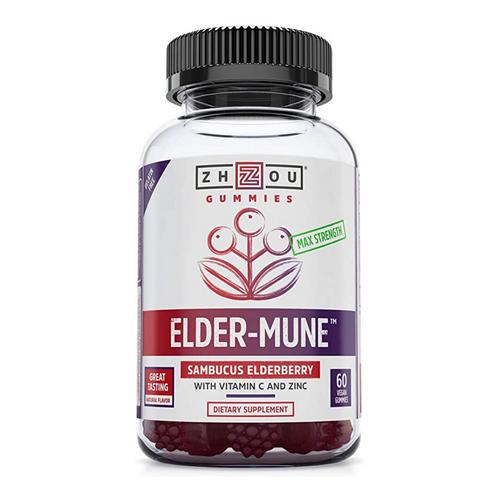 Zhou Elder-Mune Gummies