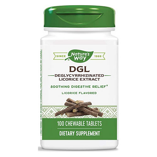 Nature's Way DGL Chewable