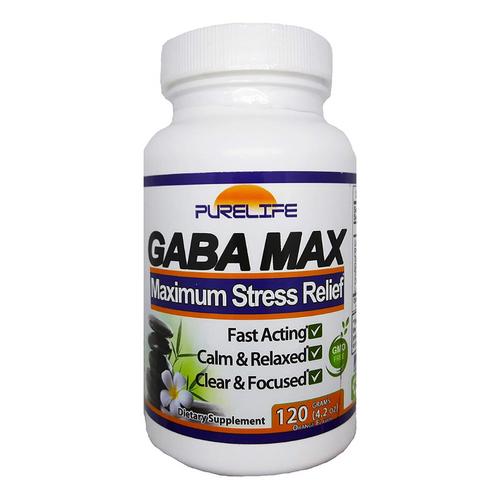 Pure Life Gaba Max 120 g Powder