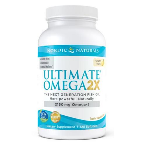 Nordic Ultimate Omega 2X 120
