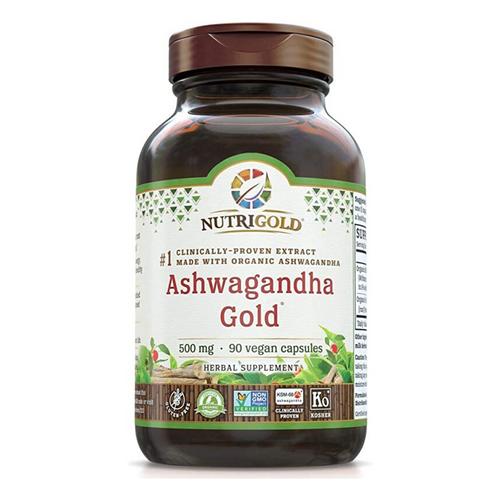 Nutrigold Ashwagandha Gold 90
