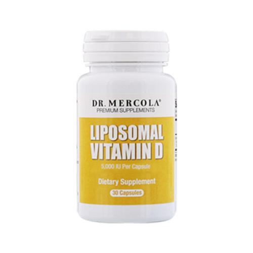 Dr. Mercola Liposomal Vitamin D3 5,000