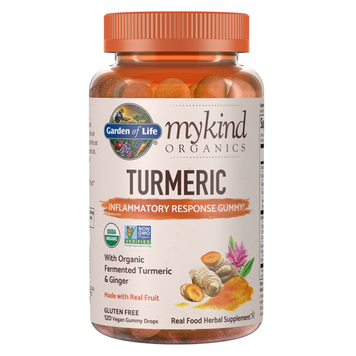 Garden of Life Turmeric Gummies