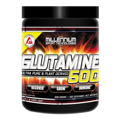 Millennium Glutamine 500 g