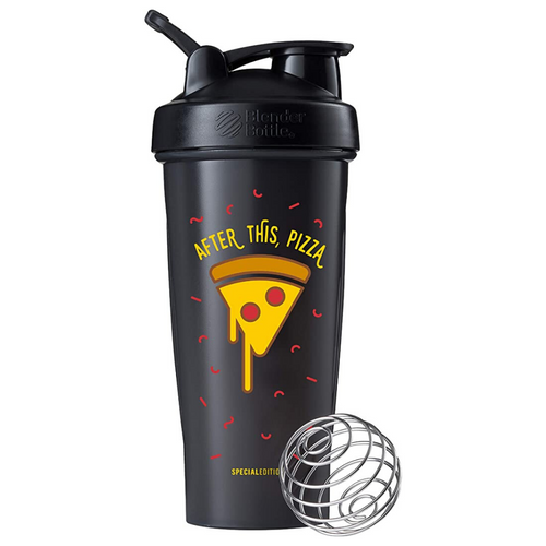 Blender Bottle Pizza