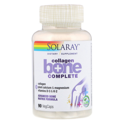 Solaray Collagen Bone Complete 90