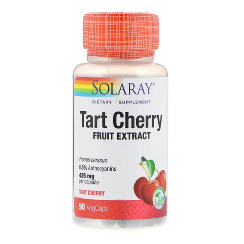 Solaray Tart Cherry 90 ct