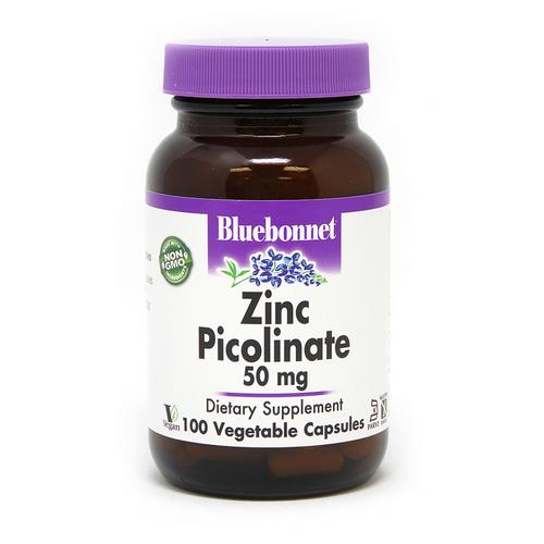 Bluebonnet Zinc Picolinate 100