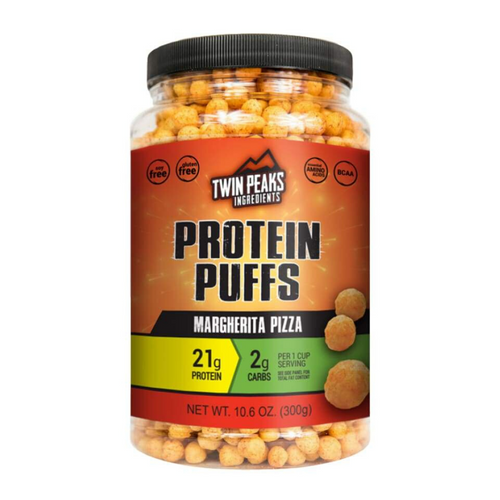 Twin Peaks Protein Puffs Tub