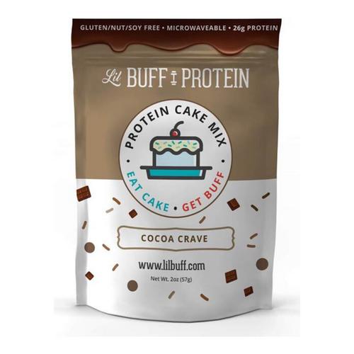 Lil Buff Cake Cocoa Crave