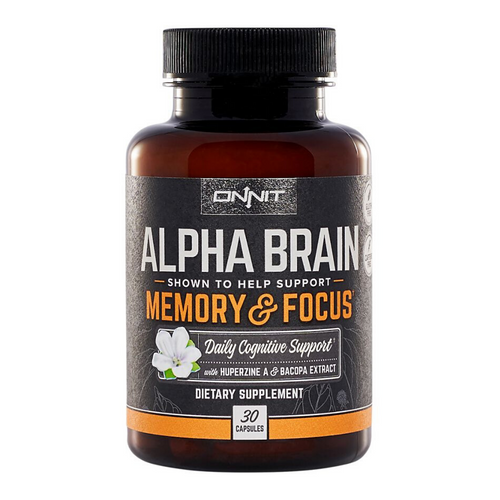 Onnit Alpha Brain 30 ct