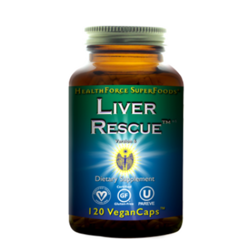 Health Force Liver Rescue 120 ct
