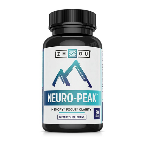 Zhou Neuro Peak 30 ct Nootropic