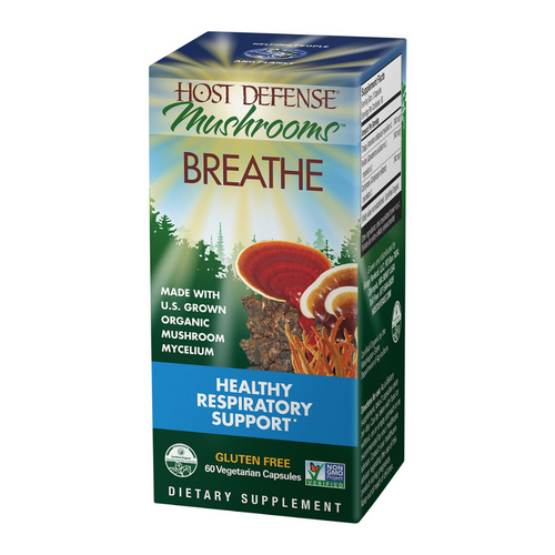 Host Defense Breathe 60 cap