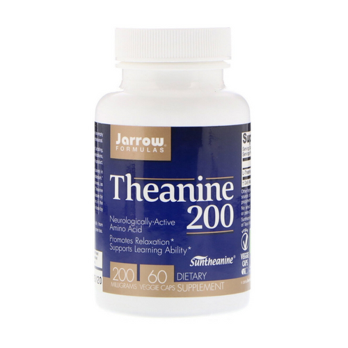 Jarrow Theanine 200 60 Cap