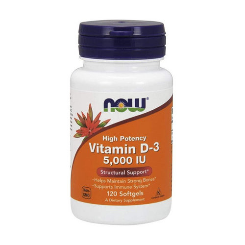 Now Vitamin D3 5000