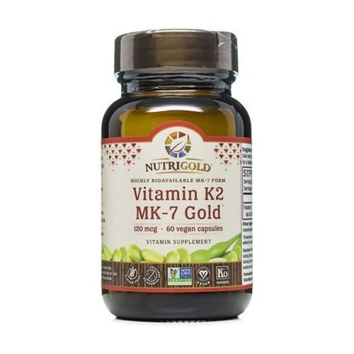 NutriGold Vitamin K2 MK-7 Gold 60