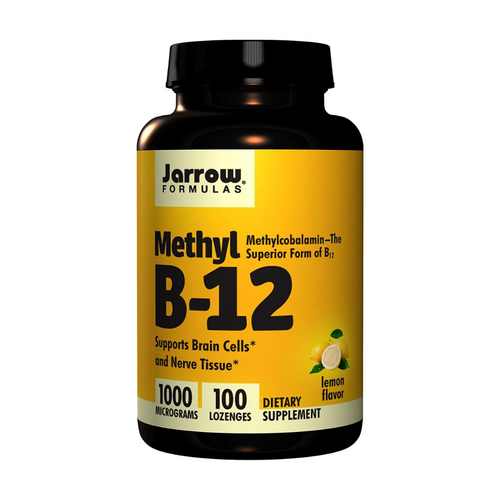 Jarrow Methyl B 12 1000 Lemon