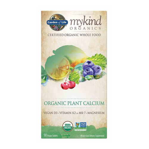 Garden of Life My Kind Organic Plant Calcium