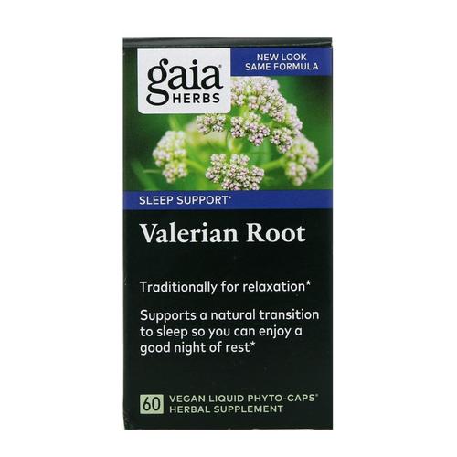 Gaia Valerian Root 60