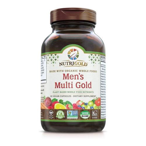 NutriGold Men's Multi 90