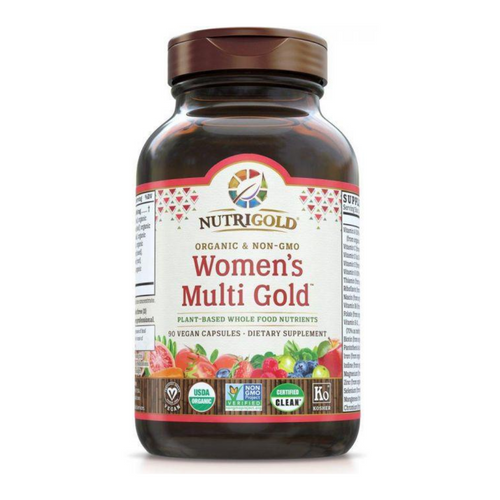 NutriGold Women's Multi Gold 90