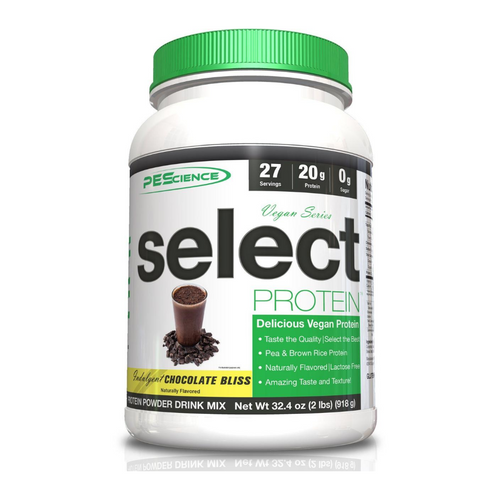 PEScience Select Protein Vegan 2 lb