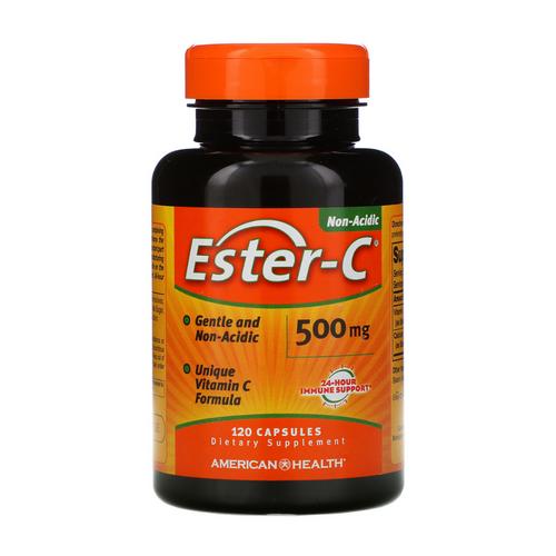 American Health Ester-C 500 mg 120 capsules