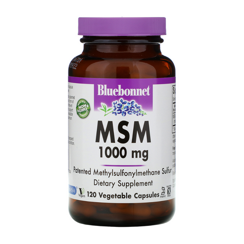 Bluebonnet MSM 1000 mg