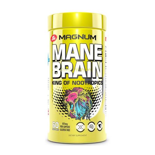 Magnum Mane Brain 60 caps