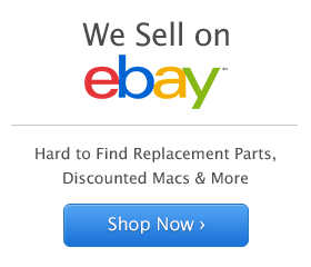 We Sell on eBay