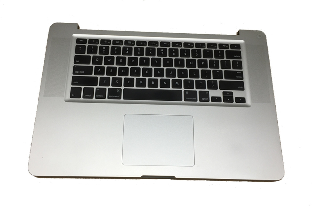 brand new c8635 f2dc5 Apple MacBook Pro 15-inch (Late 2011) Top Case with Keyboard and Trackpad  661-6076 - Good