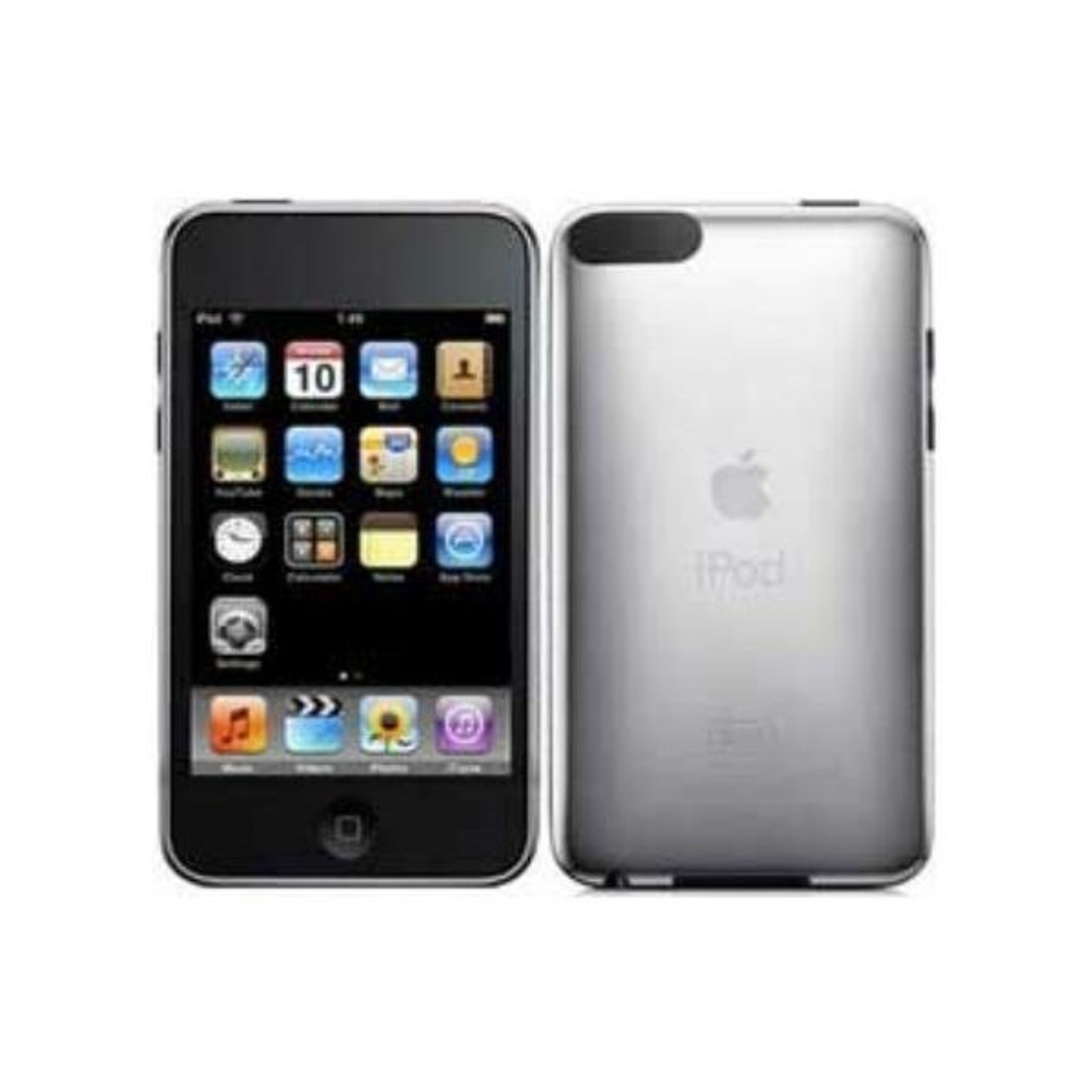 8 GB Apple iPod touch 2nd Generation Black