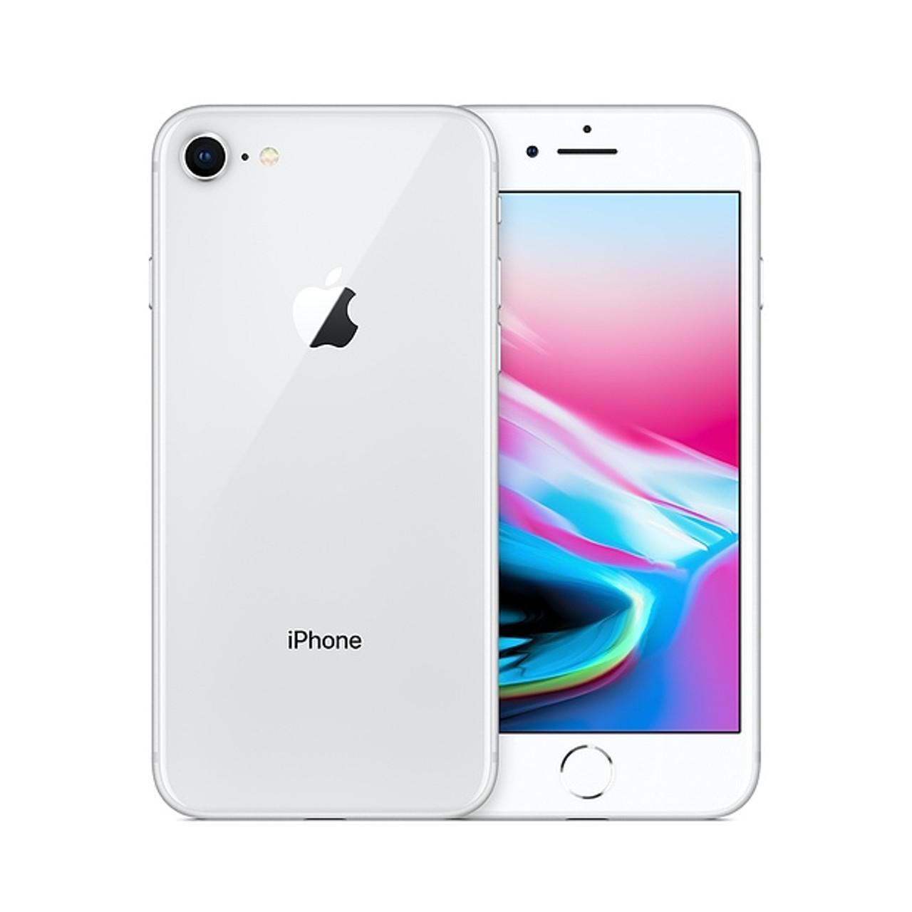 Apple iPhone 8 (Unlocked) 256GB - Silver MQ7R2LL/A | mac of all trades