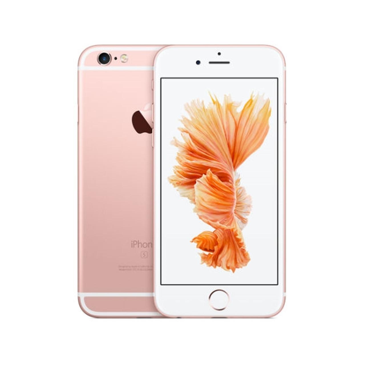 Apple Iphone 6s Unlocked 32gb Rose Gold Mn1v2ll A Good Mac