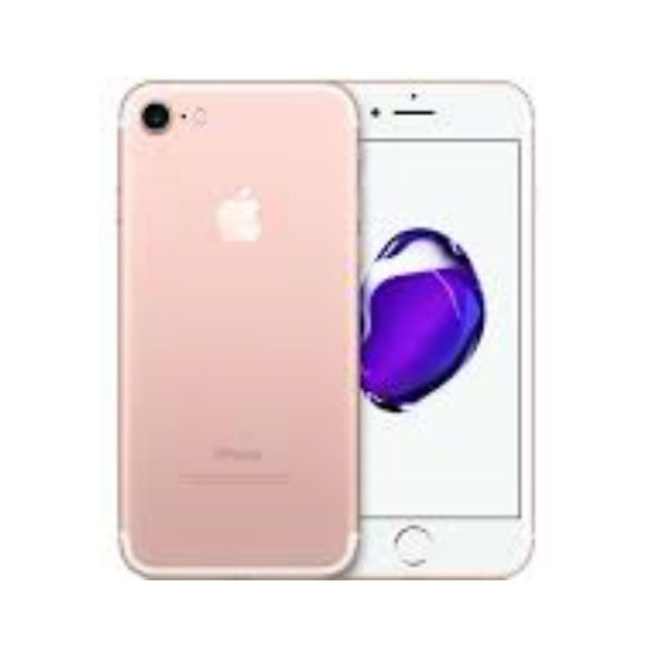 Apple iPhone 7 (Unlocked) 32GB - Rose Gold MN9GCLL/A - Very Good