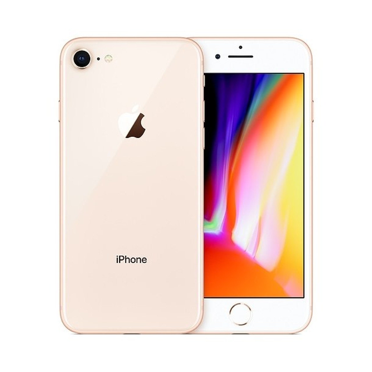 Apple iPhone 8 (GSM Unlocked) 64GB Gold MQ6X2LL/A - Excellent Condition