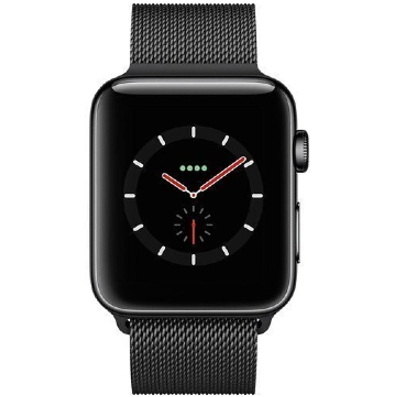 Persona a cargo por otra parte, frio  Apple Watch Nike + (Series 2) - 42mm Space Gray | mac of all trades
