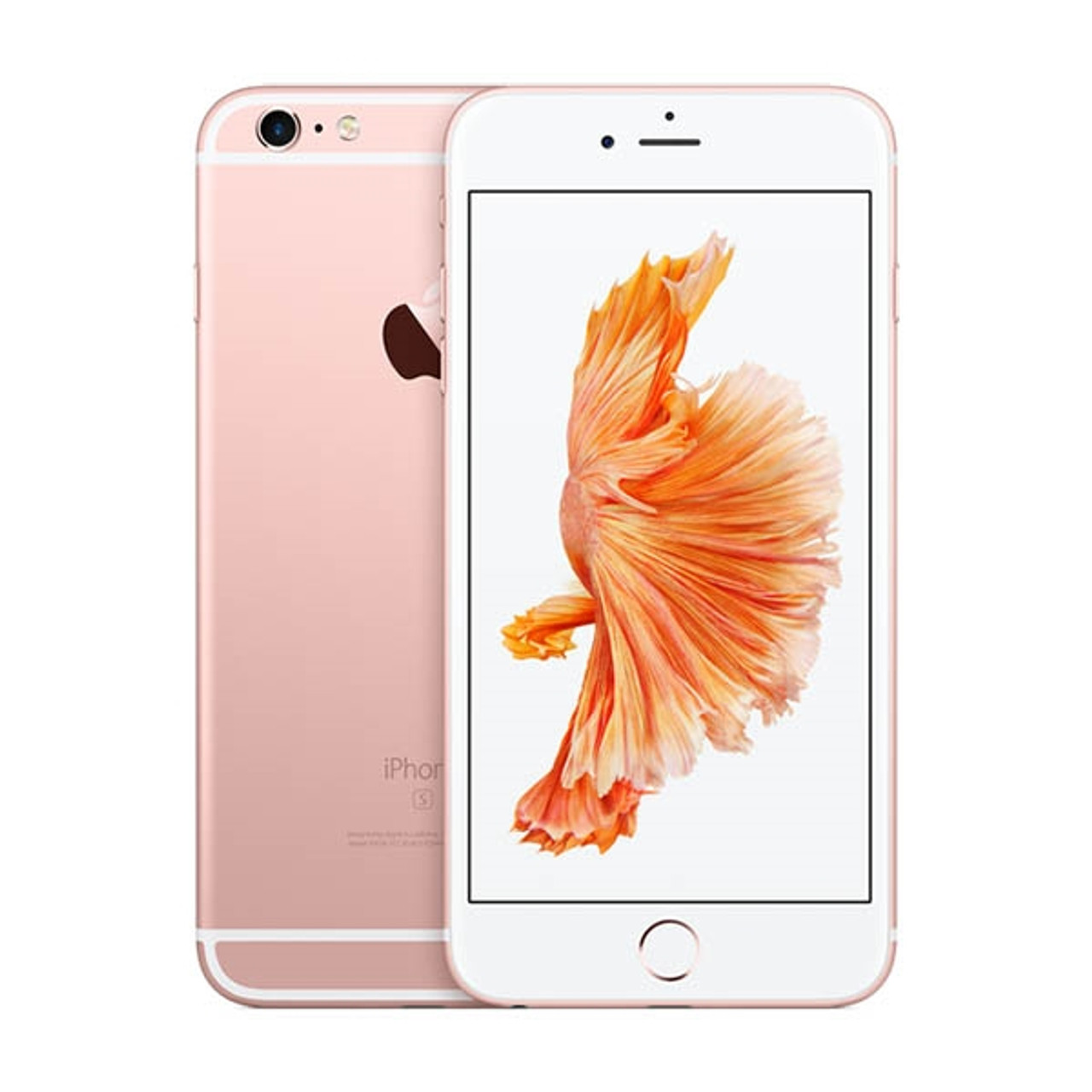 iPhone 6s Plus (AT&T) 128GB Rose Gold   mac of all trades