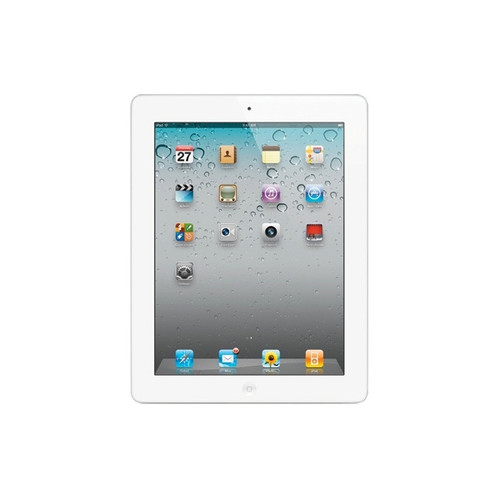 Vintage: Apple iPad 2 Wi-Fi 16GB - White MC979LL/A - Excellent Condition
