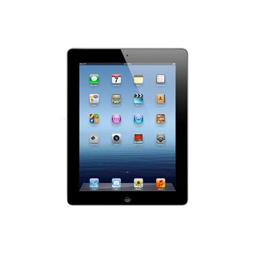 Vintage: Apple iPad 4 Retina Wi-Fi 16GB - Black MD510LL/A - Excellent Condition
