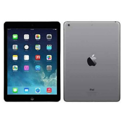 Apple iPad Air Wi-Fi 32GB - Space Gray MD786LL/A - Very Good Condition