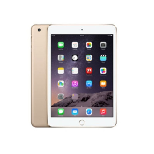 Vintage: Apple iPad mini 3 Wi-Fi 16GB - Gold MGYE2LL/A - Excellent Condition