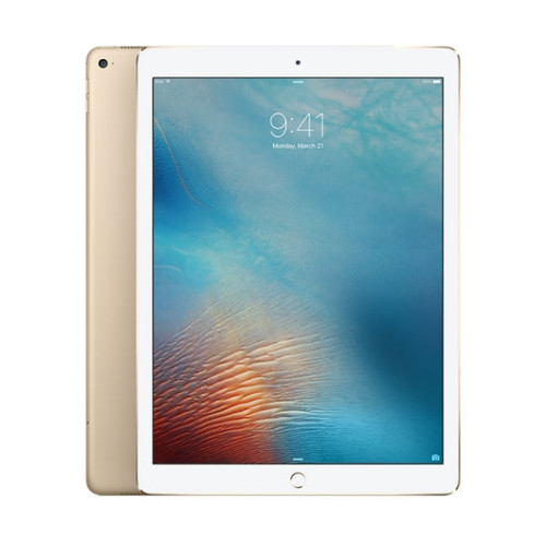 Apple iPad Pro 12.9-inch Wi-Fi 32GB - Gold ML0H2LL/A - Very Good Condition
