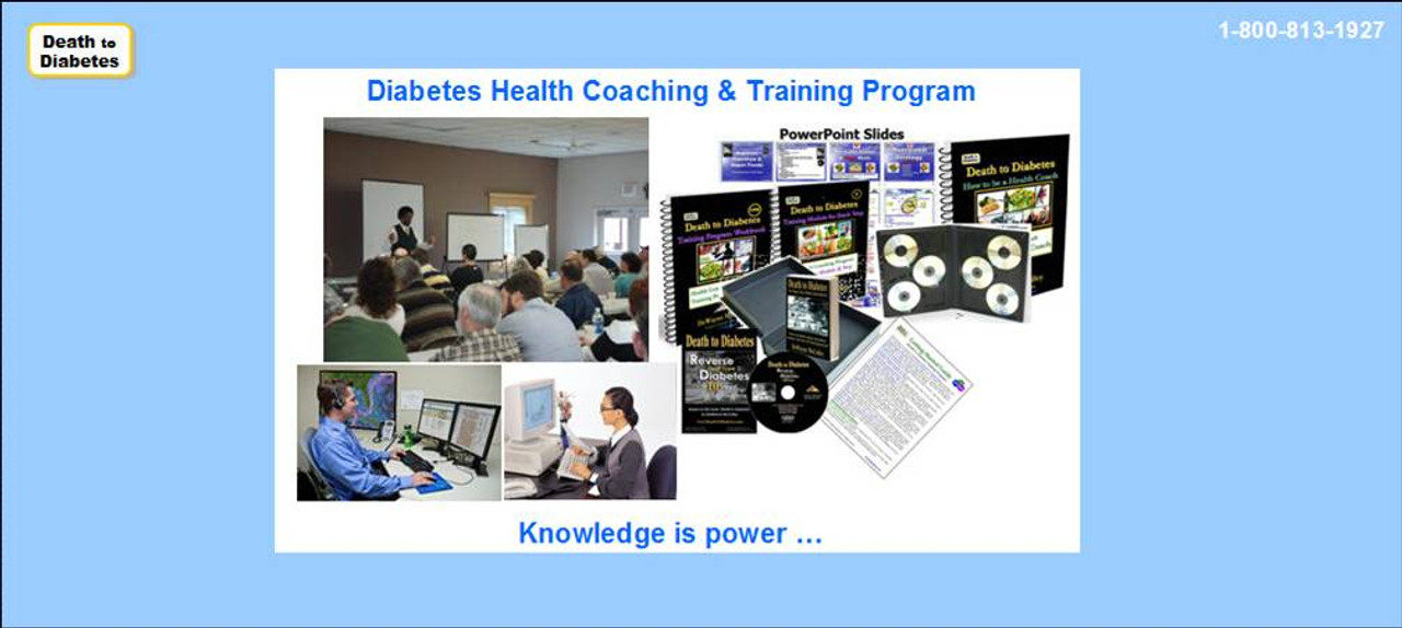 Diabetes Health Coaching & Training Program