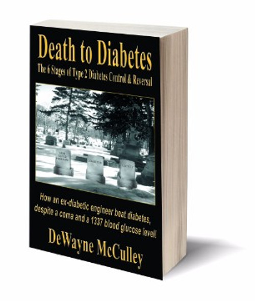 Death to Diabetes book cover